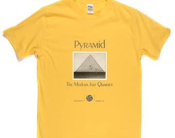 Pyramid The Modern Jazz Quartet T-shirt