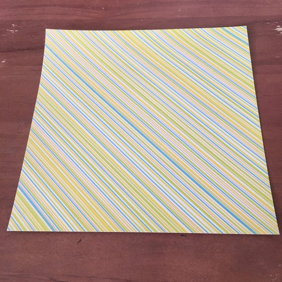 blue and white stripe cardstock – Etsy |Red And White Striped Cardstock
