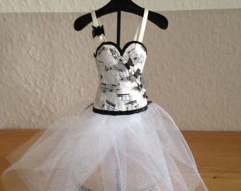 "Corsage dress ""Butterfly"""