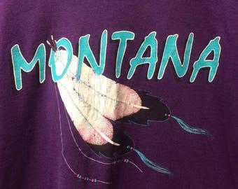 Vintage 80s Montana T-shirt