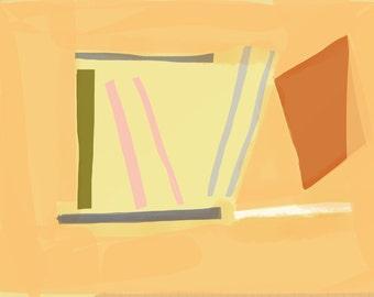 Art Book contemporary geometric digital prints #5