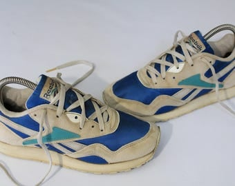 rare Reebok Rapide vintage 90th women's sneakers shoes trainers us7 eur37 1/2 uk4 1/2