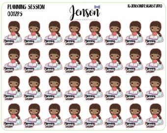 Planning Session Planner Stickers (32 count)