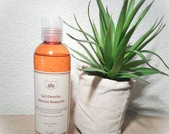 Apricot shower gel - Rosemary