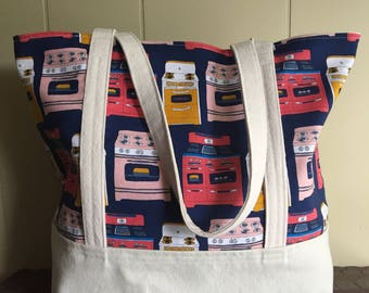 Sturdy Cotton Market/Everyday Tote Bag