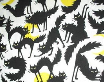 Alexander Henry Fabrics Boo Kitty 7151-A            -- 1/2 yard increments