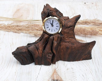Clock  From the Root of the Oak