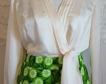 Jones New York Vintage Shirt White Size M