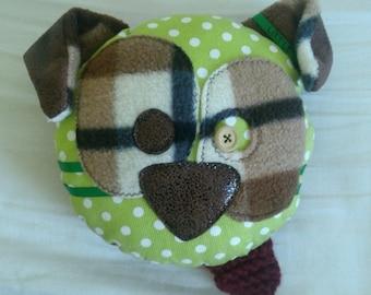 Teddy original dog blanket