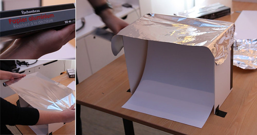 Light box DIY