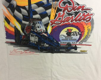 Vintage Don Garlits/Swamp Rat/Museum of Drag Racing T-shirt