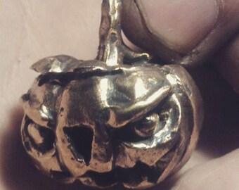 """Brooch """"Pumpkin"""""""