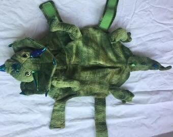Pets Thrills and Chills Dino halloween costumes