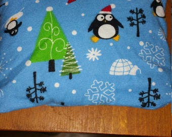 Christmas Penguin Hot/Cold Pack