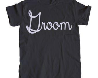 Groom Men's T-Shirt