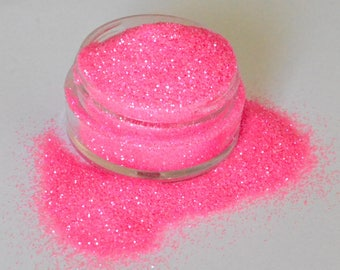 Beautiful Cosmetic Glitter Fine Bubblegum Pink
