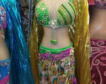 Egyptian Belly dance costume (new never used)