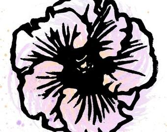 Hibiscus Print 18