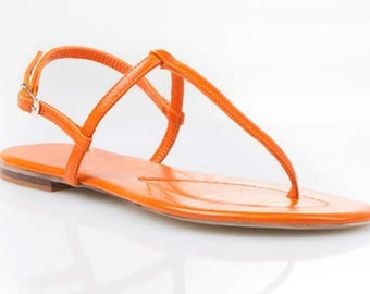T stap thong sandals
