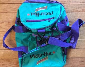 Pizza Hut express duffle bag