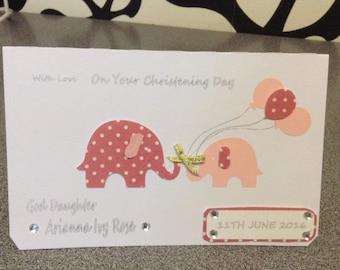 Handmade Bespoke Card