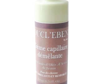 Cream Detangling the lawyer oil, jasmine and natural olive 100% - 200 ML