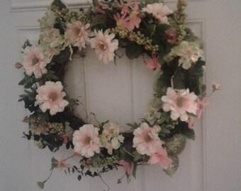 A Breath of Spring Wreath