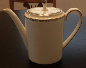 Vera Wang China Teapot