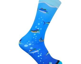Deep Sea Fishing Socks