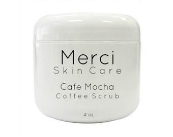 Cafe Mocha Coffee Scrub