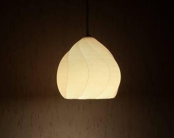 3D printed pendant lamp -Pendant light - Pendant lamp shade - Plug in lamp-  Lighting - Hanging lamp