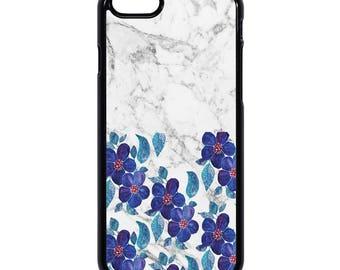 Marble violet Hard iPhone case 5/5s/5se/6/6s/6+/7