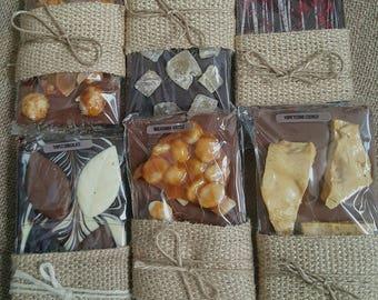 Handmade Chocolate bars 150g