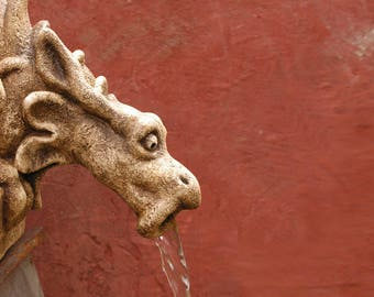 Crache - Fountain - Ornament - Decoration