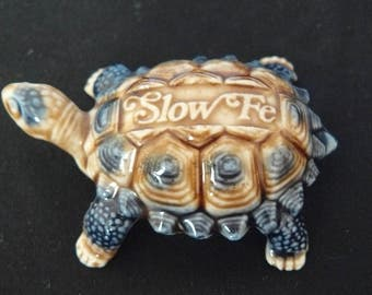 Wade Slow Fe tortoise vintage