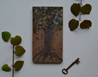 Wall Art - A Tree In Spring
