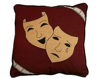 Theatrical Throw Pillows! Cinema Movie Style Pillows
