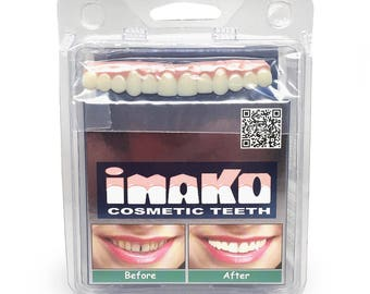 Imako® Cosmetic Veneers, Temporary Tooth Cover