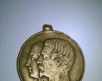 The marriage of eugenie and napoleon III