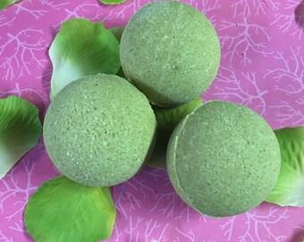 Grow A Pear Bath Bomb