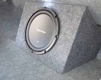 BMW Z3 Roadster Trunk subwoofer enclosure
