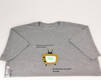 TV of Lies Tshirt