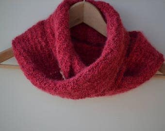 Custom made infinity scarf from your pet's fur
