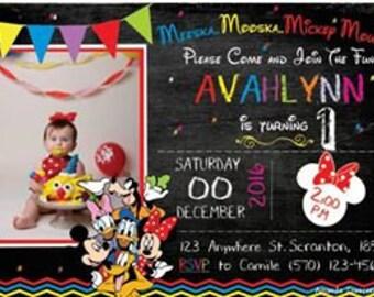 Picture Invitations