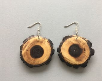 Walnut Branch Earrings