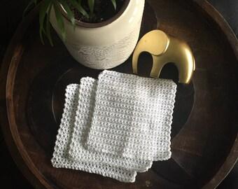 Multipurpose Cotton Cloths-Set of Three
