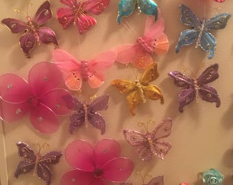 Butterfly Magnets