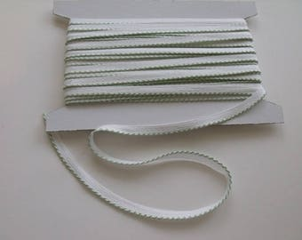 Nile Green  Whip stitch Piping Trim - 1 Yard
