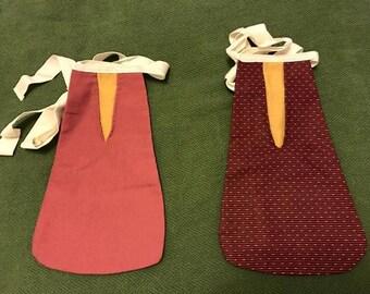 Ladies Civil War pockets