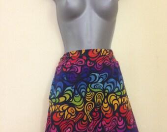 Stunning Customised Jersey Pencil Skirt